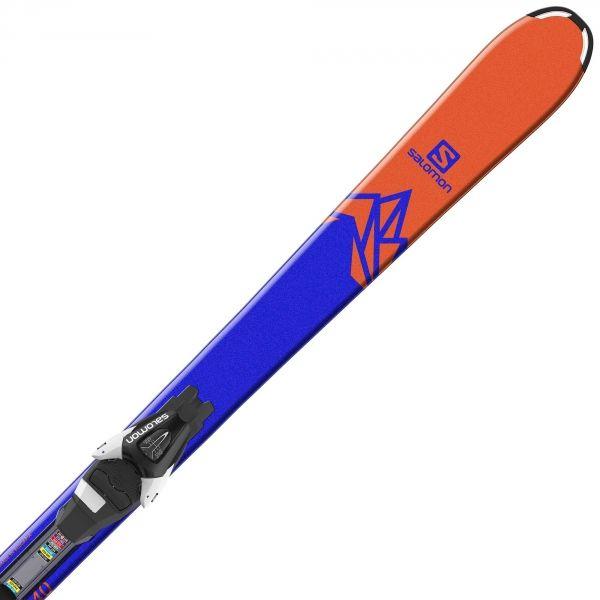 Salomon QST MAX JR M + L7  130 - Narty zjazdowe juniorskie