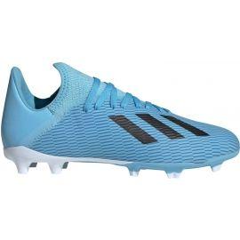 adidas X 19.3 FG J - Детски футболни обувки