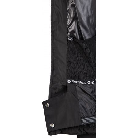 Women's quilted ski jacket - Willard WENNA - 5