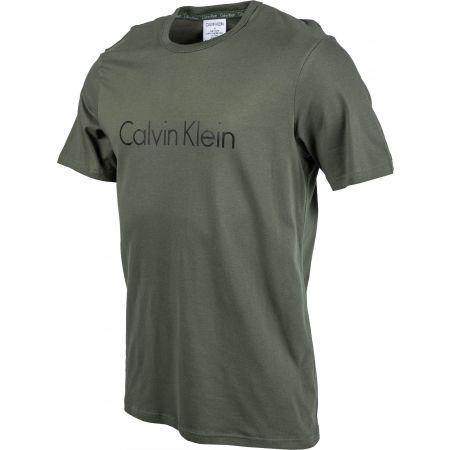 Pánské tričko - Calvin Klein S/S CREW NECK - 2