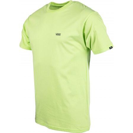Мъжка тениска - Vans MN LEFT CHEST LOGO TEE - 2