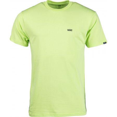 Мъжка тениска - Vans MN LEFT CHEST LOGO TEE - 1