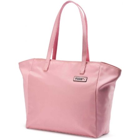 Puma PRIME CLASSICS LARGE SHOPPER - BRIDAL ROSE - Kabelka