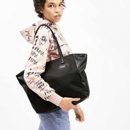 Handbag - Puma Prime Classics Large Shopper - Bridal Rose - 4