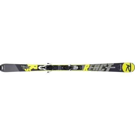 Pánske zjazdové lyže - Rossignol REACT 2S+XPRESS 10 - 4