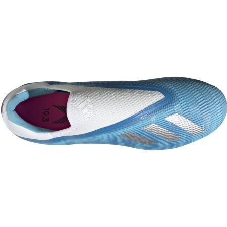 Pánske kopačky - adidas X 19.3 LL FG - 4