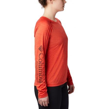 Dámske tričko - Columbia TRINITY TRAIL II LONG SLEEVE - 2