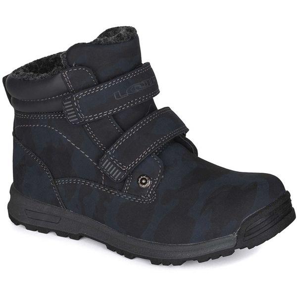 Loap SPYRO čierna 34 - Detská obuv