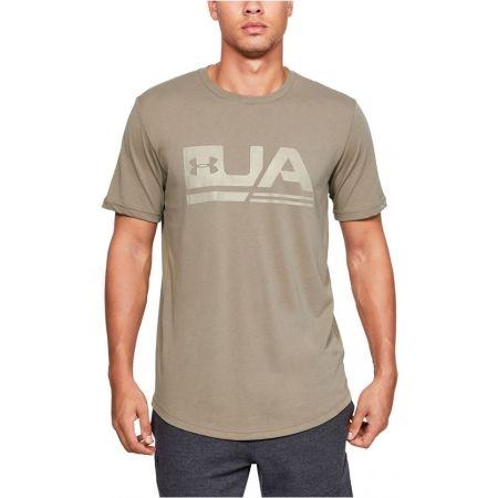 Under Armour SPORTSTYLE SS DROP HEM - Мъжка тениска