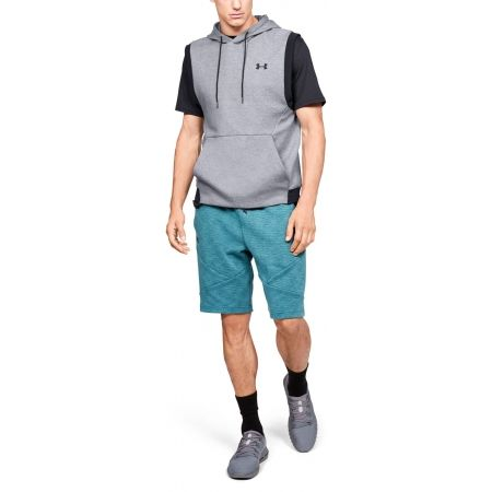 Мъжки елек - Under Armour UNSTOPPABLE 2X KNIT SL HOODIE - 4