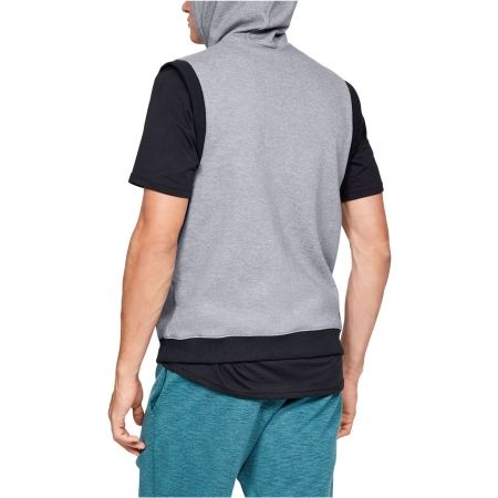 Мъжки елек - Under Armour UNSTOPPABLE 2X KNIT SL HOODIE - 3
