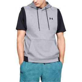 Under Armour UNSTOPPABLE 2X KNIT SL HOODIE - Pánska vesta