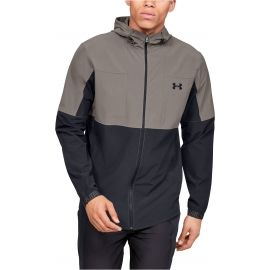 Under Armour VANISH WOVEN FZ JACKET - Pánska bunda