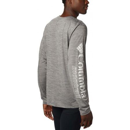 Pánske tričko - Columbia TRINITY TRAIL II LONG SLEEVE - 2