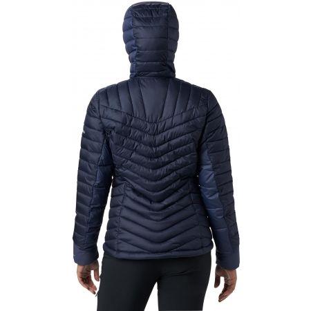 Dámská zimní bunda - Columbia WINDGATES HOODED JACKET - 2