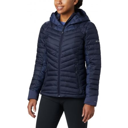 Columbia WINDGATES HOODED JACKET - Dámska zimná bunda
