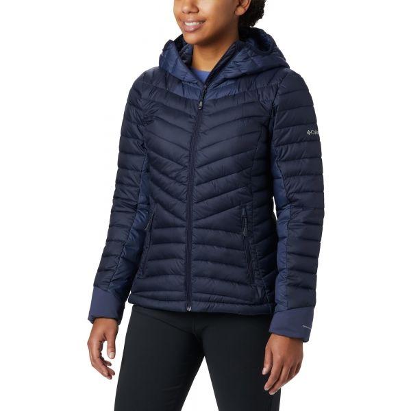 Columbia WINDGATES HOODED JACKET - Dámska zimná bunda