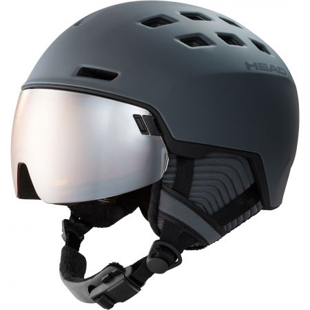 Lyžařská helma - Head RADAR