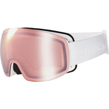 Dámske lyžiarske okuliare - Head GALACTIC FMR COPPER + SPARELENS - 1