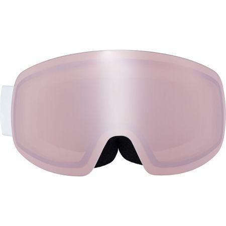 Dámske lyžiarske okuliare - Head GALACTIC FMR COPPER + SPARELENS - 2