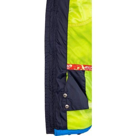 Dětská prošívaná bunda - Lewro ERNIE - 5