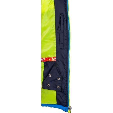 Dětská prošívaná bunda - Lewro ERNIE - 6