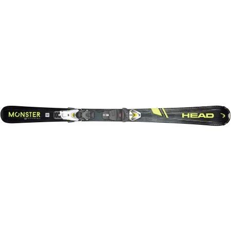 Dětské sjezdové lyže - Head MONSTER SLR + SLR 4.5 AC - 2