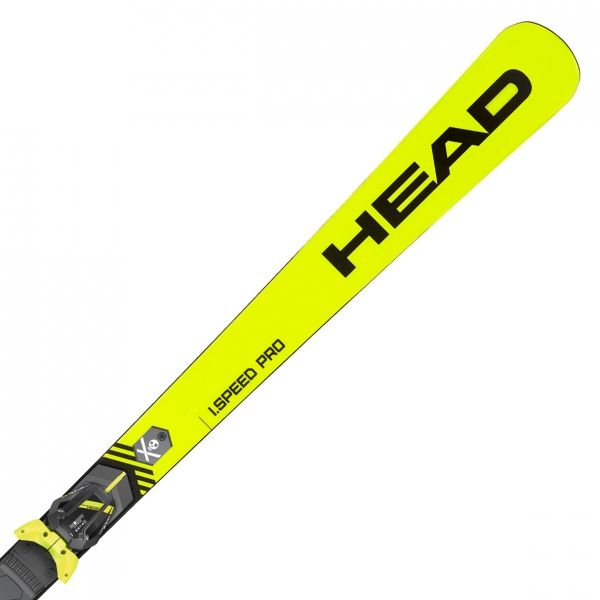 Head WC REBELS I.SPEED PRO SW + FF EVO 11  175 - Síszett