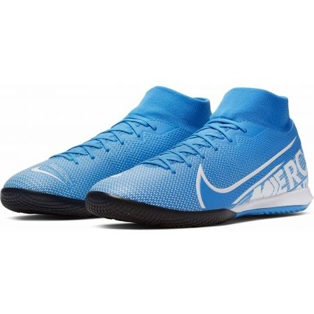 Pánska halová obuv - Nike MERCURIAL SUPERFLY 7 ACADEMY IC - 3