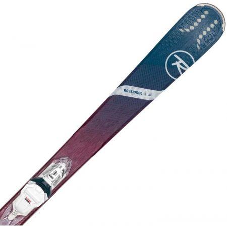 Dámske zjazdové lyže - Rossignol EXPERIENCE 80 CI W XPRESS+XPRESS W 11 GW B83 - 3