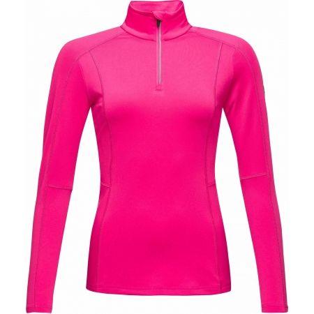 Дамска блуза - Rossignol W CLASSIQUE 1/2 ZIP - 1