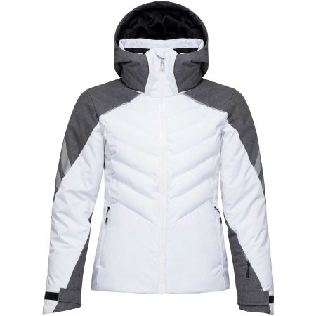 Rossignol W COURBE HEATHER JKT - Damen Skijacke
