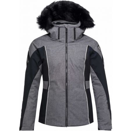 Rossignol W SKI HEATHER JKT - Dámská lyžařská bunda