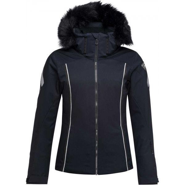 Rossignol W SKI JKT černá L - Dámská lyžařská bunda