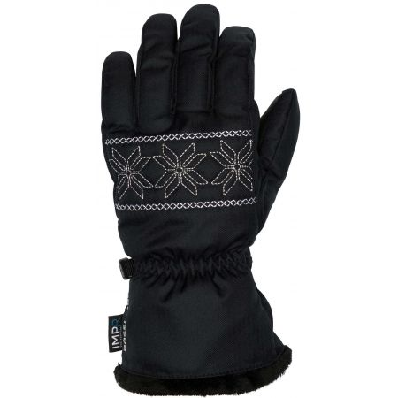 Дамски ръкавици за ски - Rossignol W DIVA IMPR G - 1