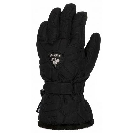 Dámske lyžiarske rukavice - Rossignol W SAPHIR IMPR G - 1