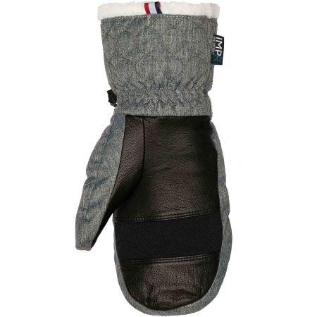 Dámske lyžiarske rukavice - Rossignol W RUBY IMPR M - 2