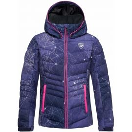 Rossignol GIRL POLYDOWN PR JKT - Girls' ski jacket