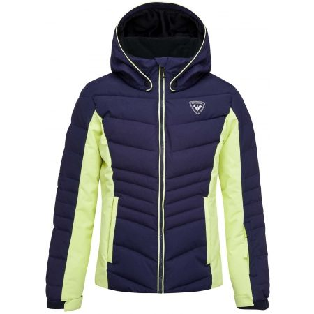 Rossignol GIRL POLYDOWN JKT - Girls' ski jacket