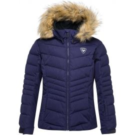 Rossignol GIRL BB POLYDOWN PEARLY JKT