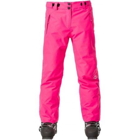 Dievčenské lyžiarske nohavice - Rossignol GIRL SKI PANT - 1