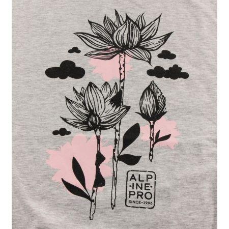 Dámské triko - ALPINE PRO TUFFA 4 - 3