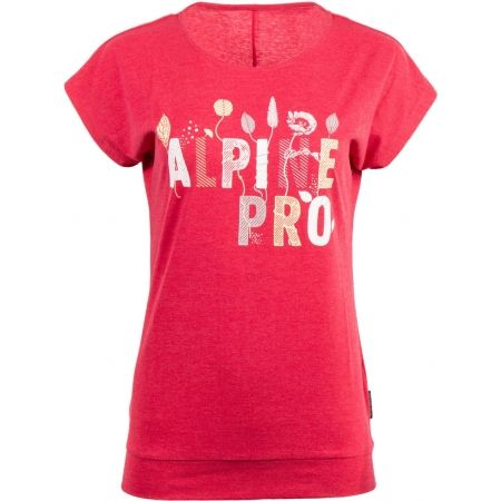 ALPINE PRO TUFFA 4 - Dámske tričko