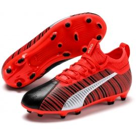 Puma ONE 5.3 FG/AG JR - Kids' football boots