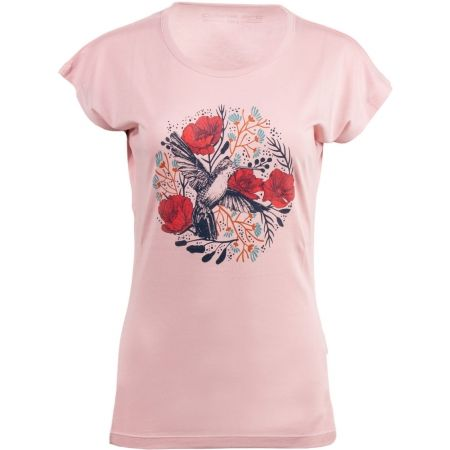 ALPINE PRO MAKIA - Dámske tričko