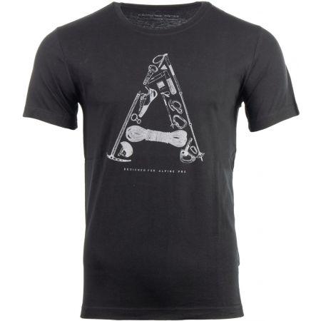 Pánské triko - ALPINE PRO TITAN - 1