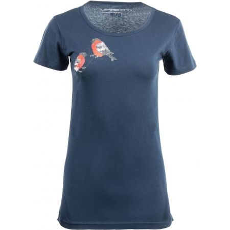 ALPINE PRO BESTA - Női póló