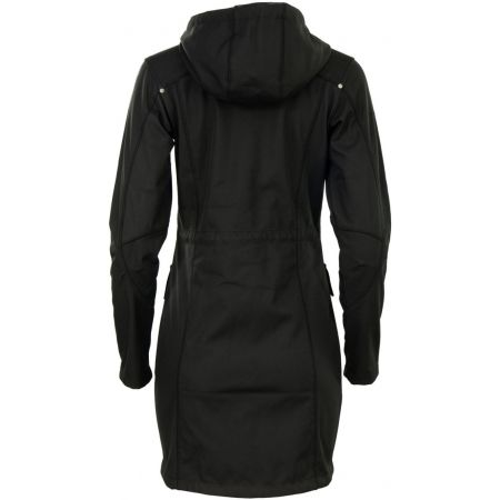 Dámska kabát - ALPINE PRO GALLERIA 3 - 2