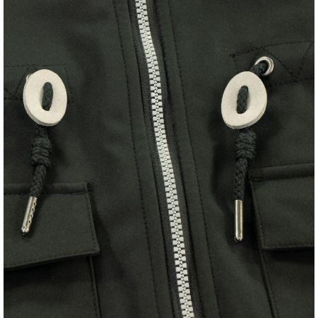 Dámska kabát - ALPINE PRO GALLERIA 3 - 4
