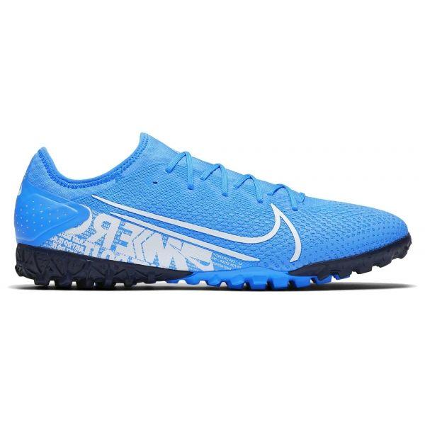 Nike MERCURIAL VAPOR 13 PRO TF modrá 10 - Pánské turfy